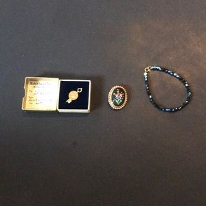 Vintage Jewelry - Gold filled jewelry lot